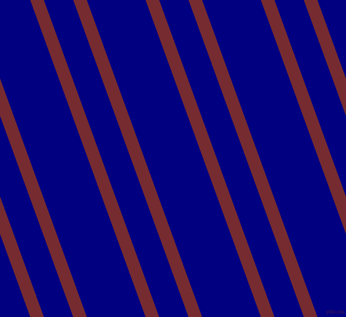 110 degree angle dual stripe line, 25 pixel line width, 54 and 108 pixel line spacing, Tamarillo and Navy dual two line striped seamless tileable