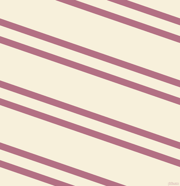 161 degree angles dual stripe lines, 22 pixel lines width, 34 and 118 pixels line spacing, Tapestry and Apricot White dual two line striped seamless tileable