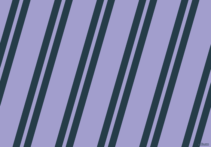 74 degree angles dual stripe lines, 23 pixel lines width, 12 and 77 pixels line spacing, Tarawera and Wistful dual two line striped seamless tileable