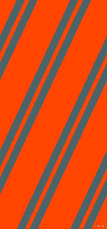 65 degree angles dual stripes lines, 25 pixel lines width, 14 and 101 pixels line spacing, Tax Break and Orange Red dual two line striped seamless tileable