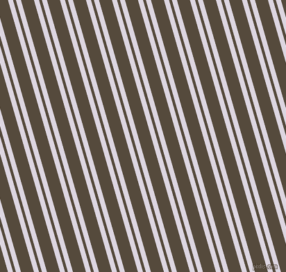 106 degree angle dual striped lines, 7 pixel lines width, 4 and 18 pixel line spacing, Titan White and Metallic Bronze dual two line striped seamless tileable