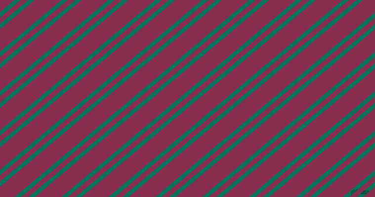 40 degree angle dual stripe line, 8 pixel line width, 10 and 35 pixel line spacing, Tropical Rain Forest and Disco dual two line striped seamless tileable