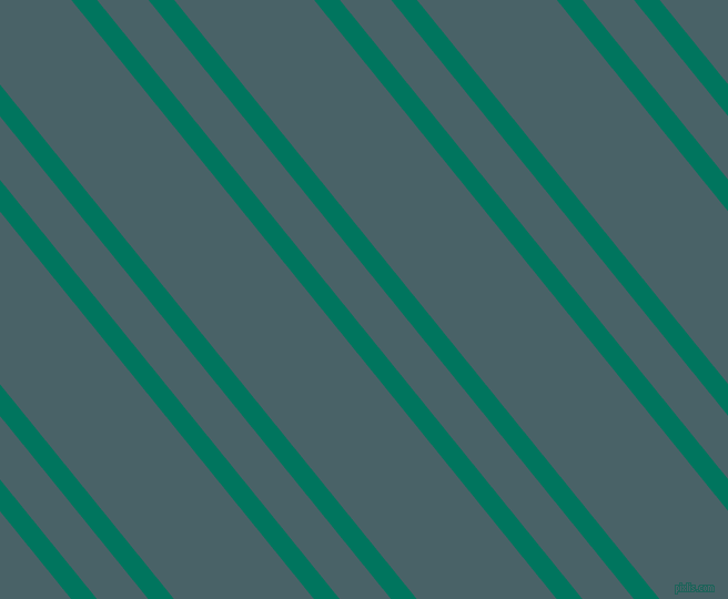 129 degree angle dual striped line, 18 pixel line width, 36 and 98 pixel line spacing, Tropical Rain Forest and Smalt Blue dual two line striped seamless tileable