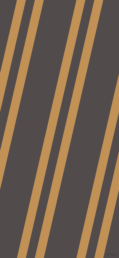 77 degree angle dual stripes lines, 28 pixel lines width, 28 and 102 pixel line spacing, Twine and Matterhorn dual two line striped seamless tileable