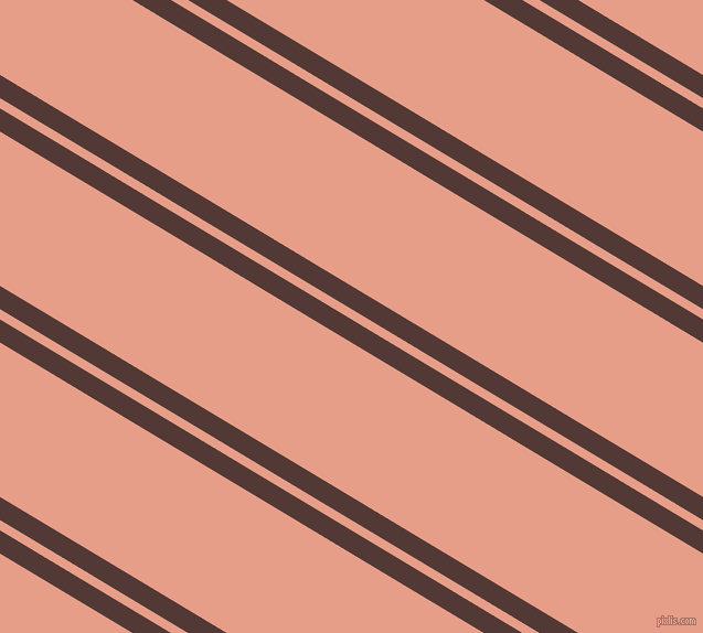 149 degree angles dual striped line, 18 pixel line width, 8 and 120 pixels line spacing, Van Cleef and Tonys Pink dual two line striped seamless tileable