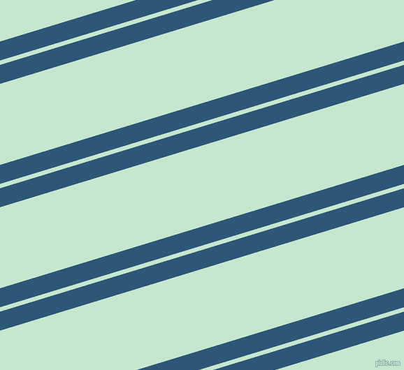 17 degree angle dual striped lines, 26 pixel lines width, 6 and 111 pixel line spacing, Venice Blue and Granny Apple dual two line striped seamless tileable