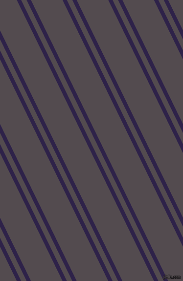 116 degree angles dual stripe line, 8 pixel line width, 10 and 58 pixels line spacing, Violent Violet and Liver dual two line striped seamless tileable
