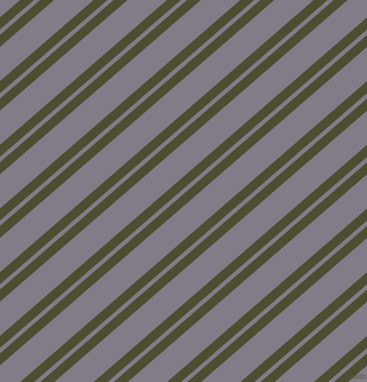 41 degree angles dual stripes line, 18 pixel line width, 8 and 51 pixels line spacing, Waiouru and Topaz dual two line striped seamless tileable