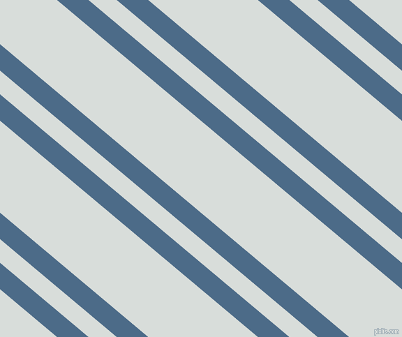 140 degree angles dual striped lines, 29 pixel lines width, 26 and 101 pixels line spacing, Wedgewood and Mystic dual two line striped seamless tileable