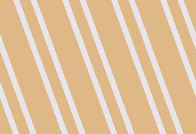 110 degree angle dual stripe line, 23 pixel line width, 42 and 95 pixel line spacing, White Lilac and Burly Wood dual two line striped seamless tileable