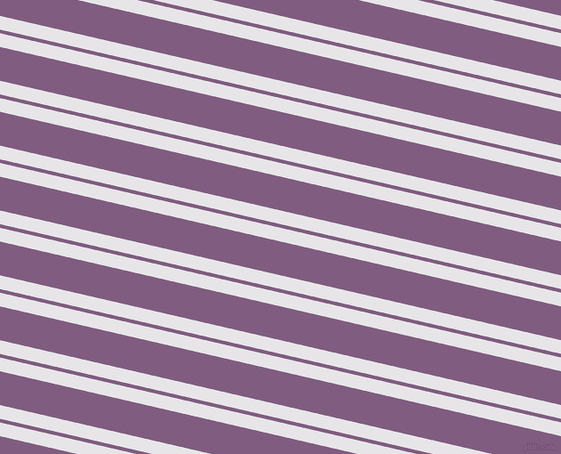 167 degree angle dual striped lines, 15 pixel lines width, 4 and 37 pixel line spacing, White Lilac and Trendy Pink dual two line striped seamless tileable