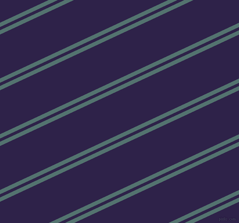 25 degree angles dual stripes lines, 8 pixel lines width, 6 and 82 pixels line spacing, William and Violent Violet dual two line striped seamless tileable