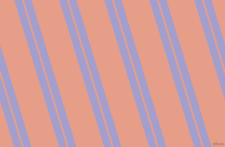 107 degree angle dual striped lines, 24 pixel lines width, 6 and 87 pixel line spacing, Wistful and Tonys Pink dual two line striped seamless tileable