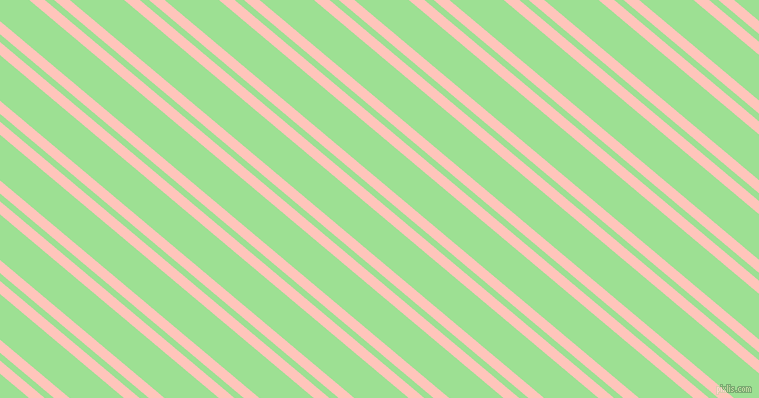 140 degree angle dual striped line, 10 pixel line width, 6 and 35 pixel line spacing, Your Pink and Granny Smith Apple dual two line striped seamless tileable
