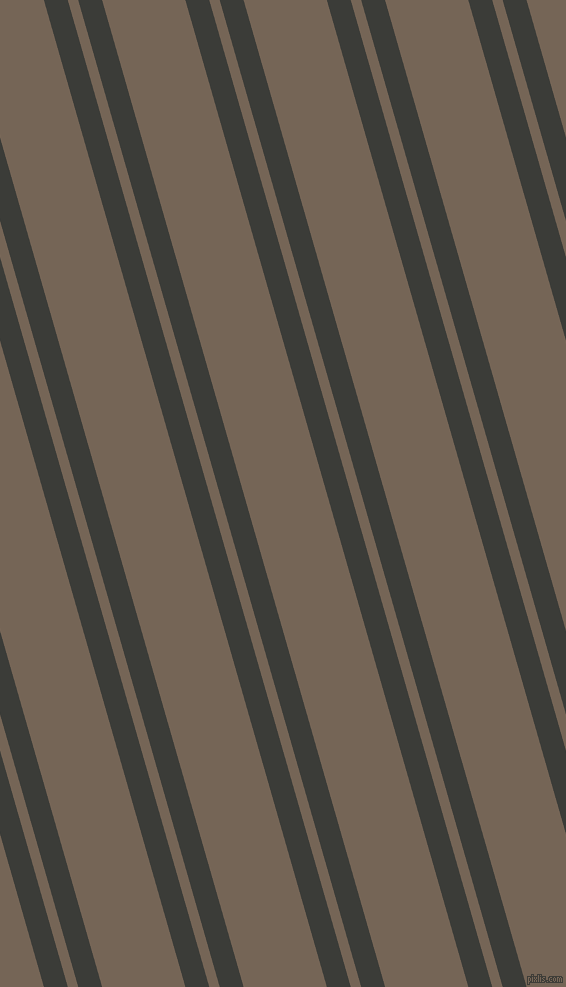 106 degree angle dual stripe line, 23 pixel line width, 10 and 80 pixel line spacing, Zeus and Pine Cone dual two line striped seamless tileable