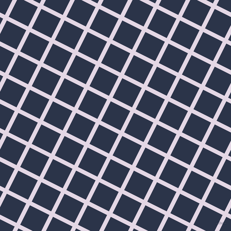 63/153 degree angle diagonal checkered chequered lines, 14 pixel lines width, 74 pixel square size, plaid checkered seamless tileable