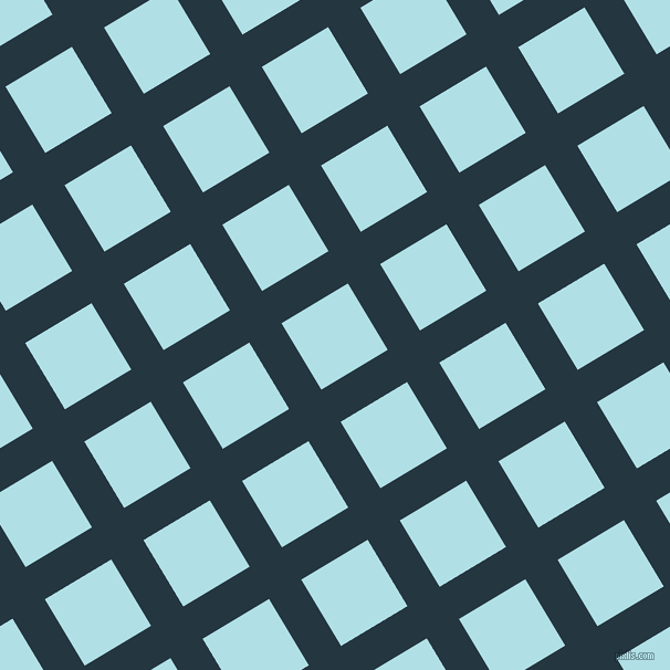 31/121 degree angle diagonal checkered chequered lines, 34 pixel line width, 70 pixel square size, plaid checkered seamless tileable