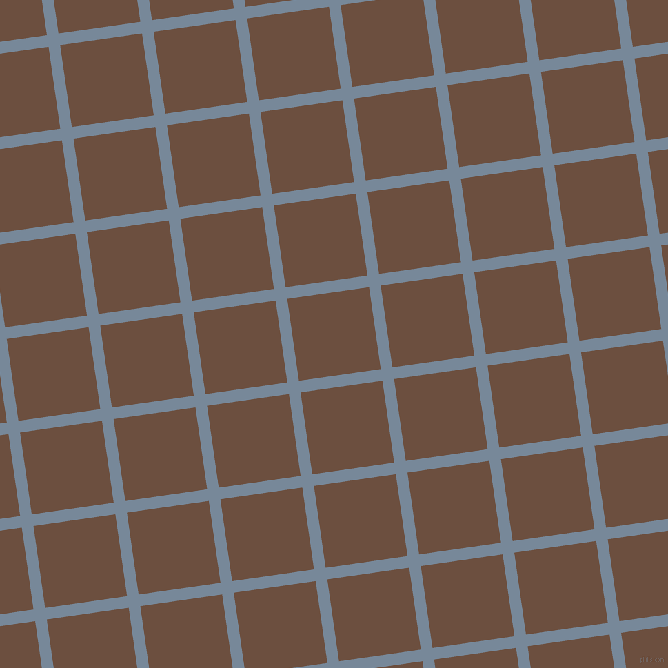 8/98 degree angle diagonal checkered chequered lines, 17 pixel lines width, 120 pixel square size, plaid checkered seamless tileable