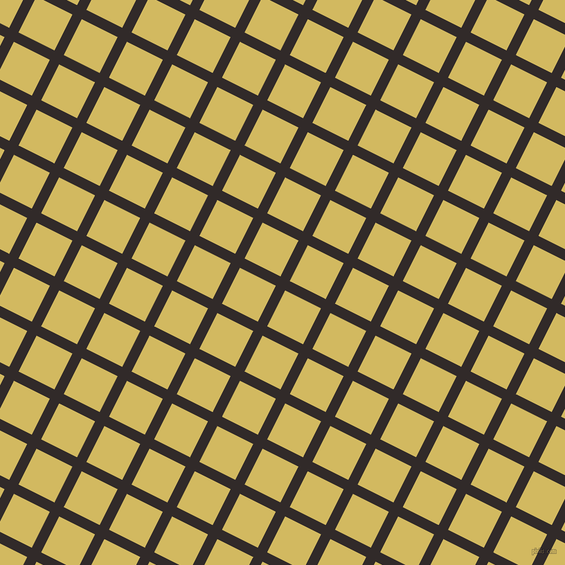 63/153 degree angle diagonal checkered chequered lines, 15 pixel lines width, 58 pixel square size, plaid checkered seamless tileable