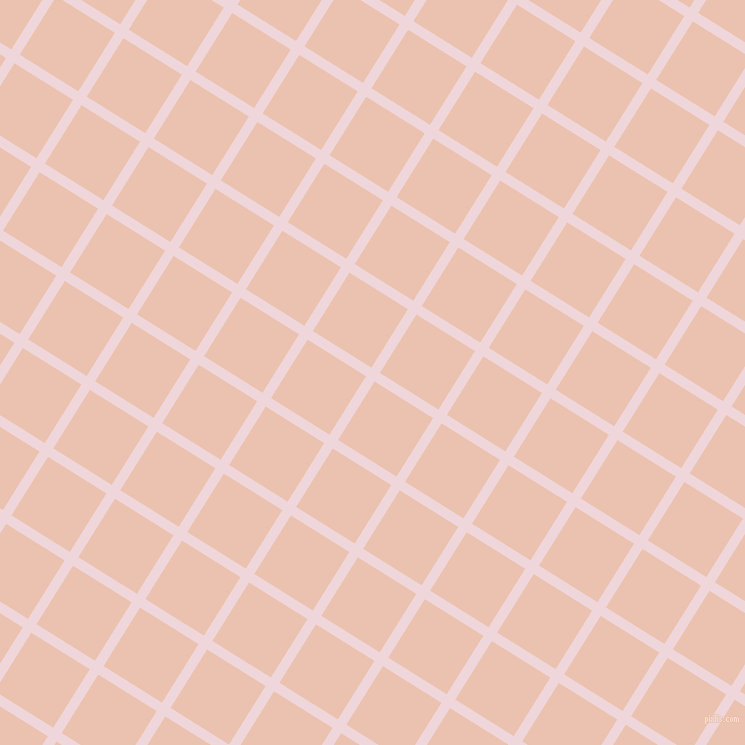 58/148 degree angle diagonal checkered chequered lines, 10 pixel lines width, 69 pixel square size, plaid checkered seamless tileable