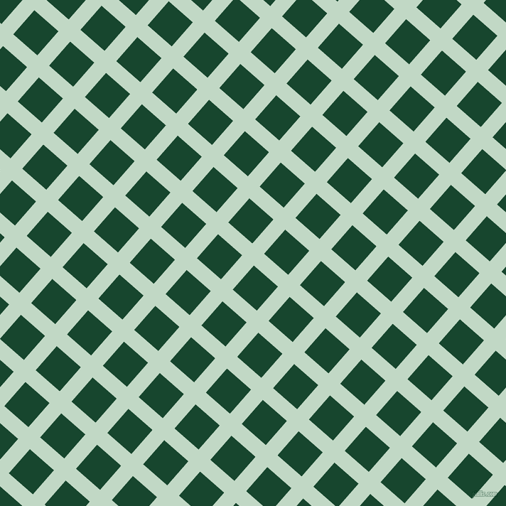49/139 degree angle diagonal checkered chequered lines, 22 pixel line width, 45 pixel square size, plaid checkered seamless tileable