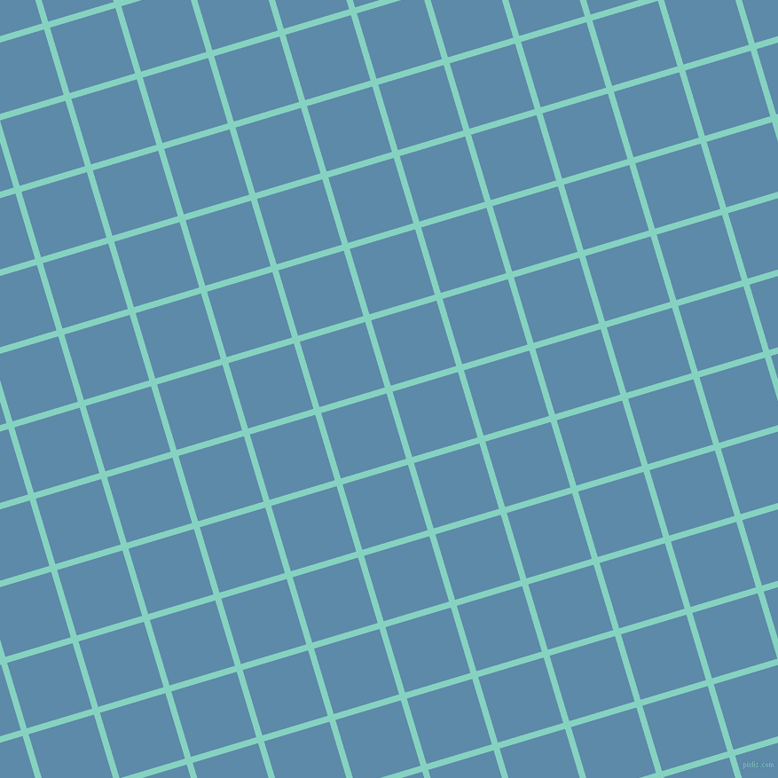 17/107 degree angle diagonal checkered chequered lines, 7 pixel lines width, 77 pixel square size, plaid checkered seamless tileable