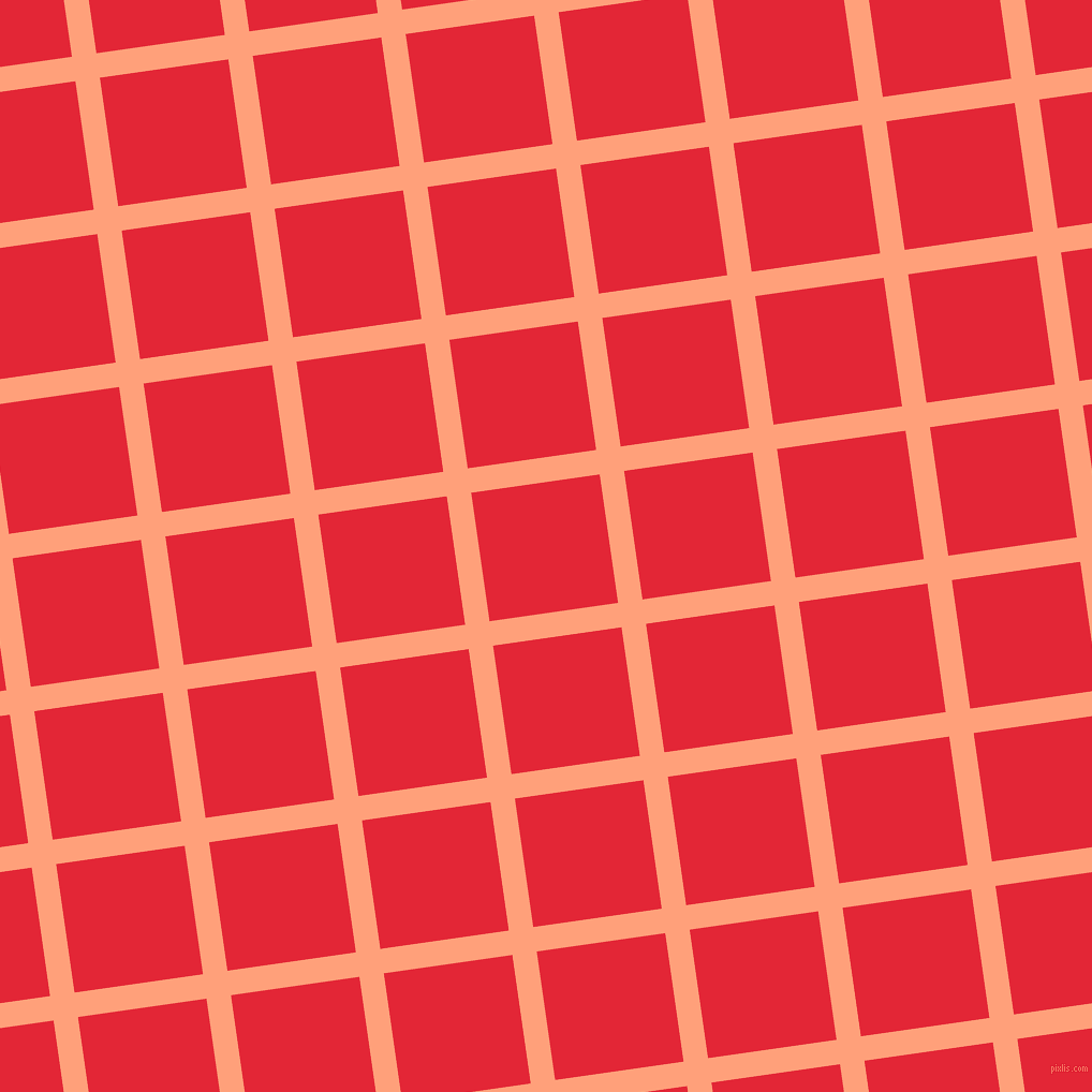 8/98 degree angle diagonal checkered chequered lines, 23 pixel lines width, 121 pixel square size, plaid checkered seamless tileable