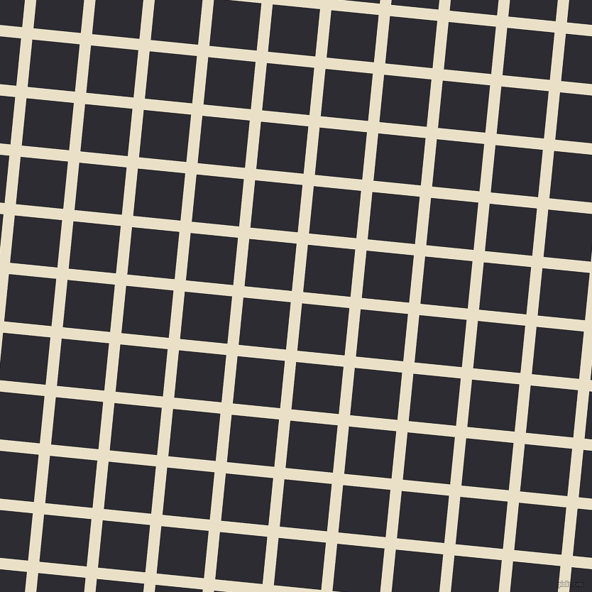 84/174 degree angle diagonal checkered chequered lines, 16 pixel line width, 67 pixel square size, plaid checkered seamless tileable