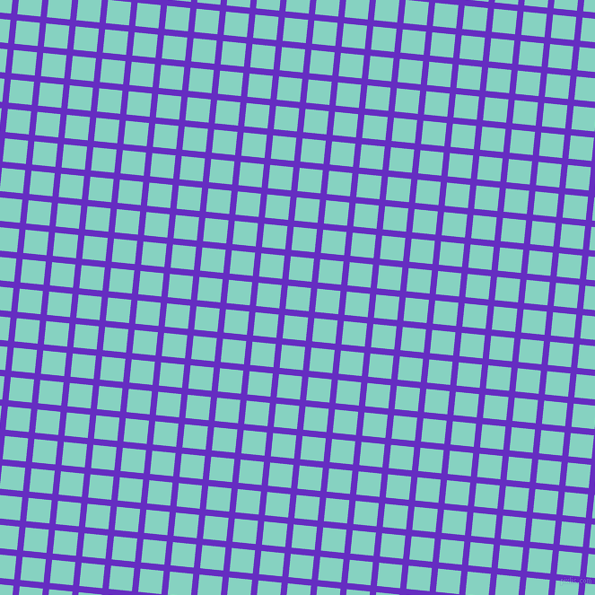 84/174 degree angle diagonal checkered chequered lines, 7 pixel line width, 26 pixel square size, plaid checkered seamless tileable