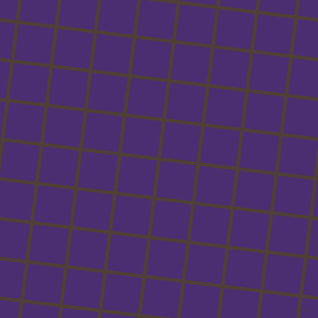 83/173 degree angle diagonal checkered chequered lines, 7 pixel line width, 72 pixel square size, plaid checkered seamless tileable