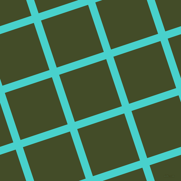 18/108 degree angle diagonal checkered chequered lines, 26 pixel line width, 170 pixel square size, plaid checkered seamless tileable