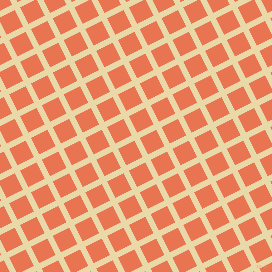 27/117 degree angle diagonal checkered chequered lines, 19 pixel line width, 59 pixel square size, plaid checkered seamless tileable