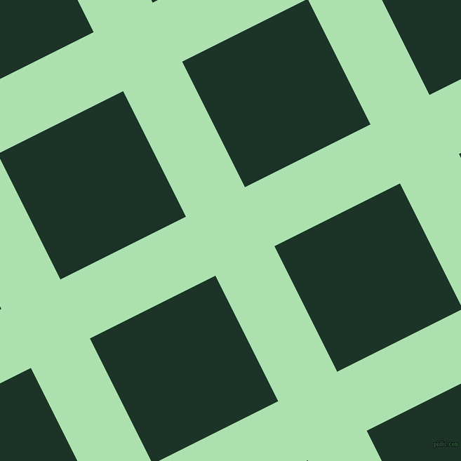 27/117 degree angle diagonal checkered chequered lines, 94 pixel lines width, 200 pixel square size, plaid checkered seamless tileable
