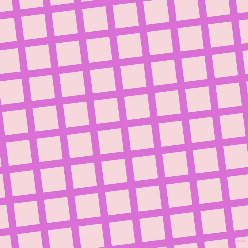 7/97 degree angle diagonal checkered chequered lines, 25 pixel lines width, 81 pixel square size, plaid checkered seamless tileable
