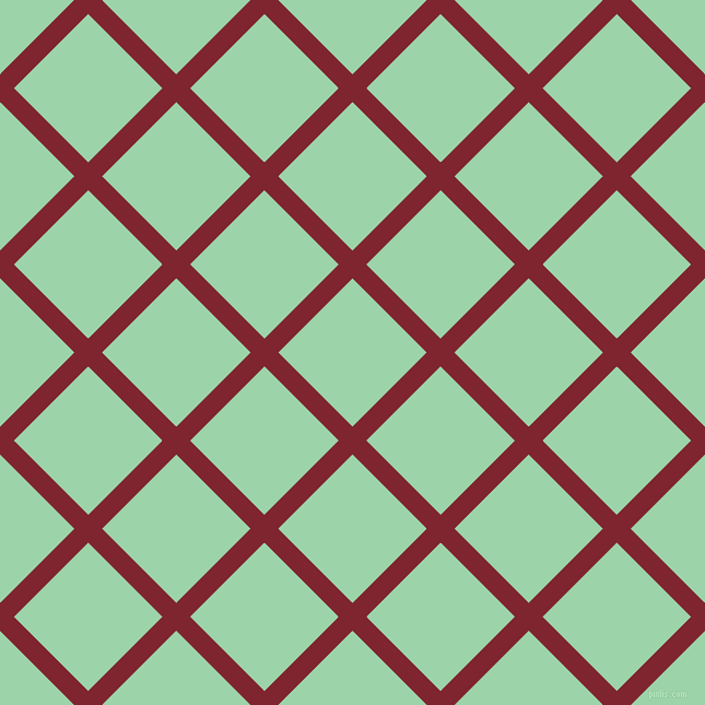 45/135 degree angle diagonal checkered chequered lines, 18 pixel line width, 96 pixel square size, plaid checkered seamless tileable