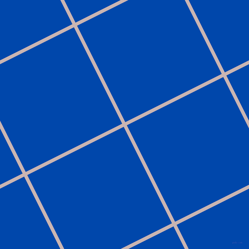 27/117 degree angle diagonal checkered chequered lines, 12 pixel lines width, 372 pixel square size, plaid checkered seamless tileable
