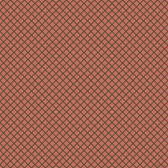 45/135 degree angle diagonal checkered chequered lines, 3 pixel line width, 14 pixel square size, plaid checkered seamless tileable