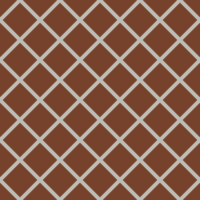 45/135 degree angle diagonal checkered chequered lines, 13 pixel lines width, 84 pixel square size, plaid checkered seamless tileable