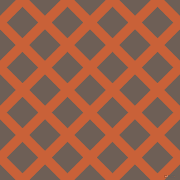 45/135 degree angle diagonal checkered chequered lines, 30 pixel lines width, 72 pixel square size, plaid checkered seamless tileable