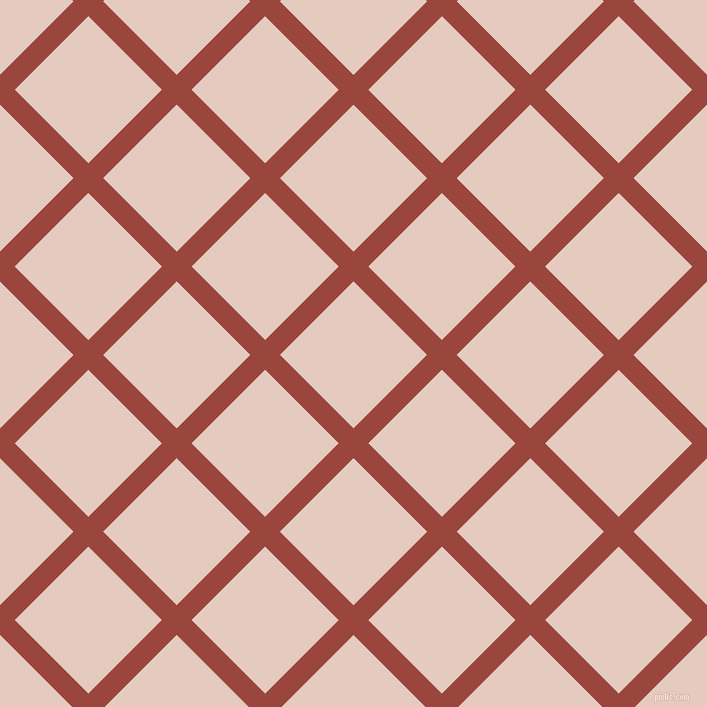 45/135 degree angle diagonal checkered chequered lines, 21 pixel lines width, 104 pixel square size, plaid checkered seamless tileable