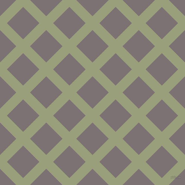 45/135 degree angle diagonal checkered chequered lines, 34 pixel line width, 80 pixel square size, plaid checkered seamless tileable