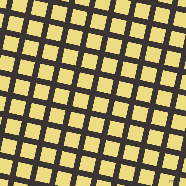 77/167 degree angle diagonal checkered chequered lines, 19 pixel line width, 48 pixel square size, plaid checkered seamless tileable