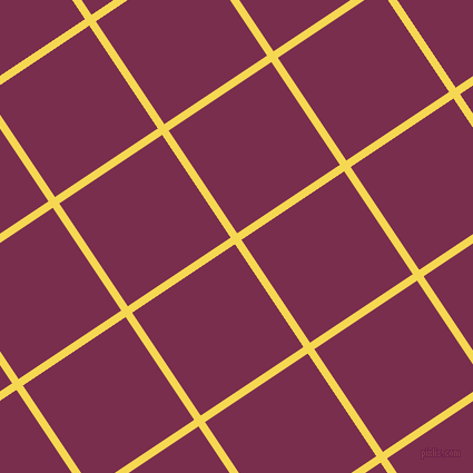 34/124 degree angle diagonal checkered chequered lines, 7 pixel line width, 111 pixel square size, plaid checkered seamless tileable