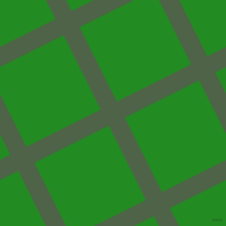 27/117 degree angle diagonal checkered chequered lines, 62 pixel line width, 287 pixel square size, plaid checkered seamless tileable