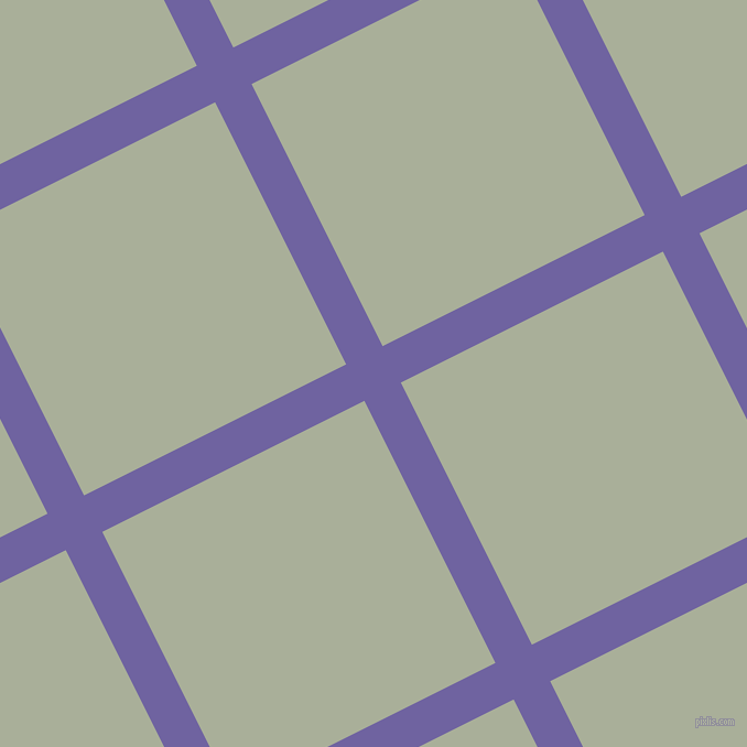 27/117 degree angle diagonal checkered chequered lines, 37 pixel line width, 266 pixel square size, plaid checkered seamless tileable