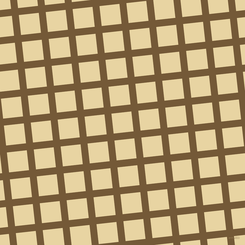 6/96 degree angle diagonal checkered chequered lines, 23 pixel lines width, 66 pixel square size, plaid checkered seamless tileable