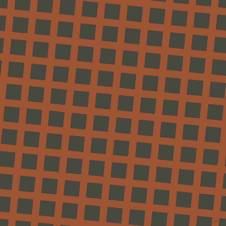 84/174 degree angle diagonal checkered chequered lines, 29 pixel lines width, 61 pixel square size, plaid checkered seamless tileable