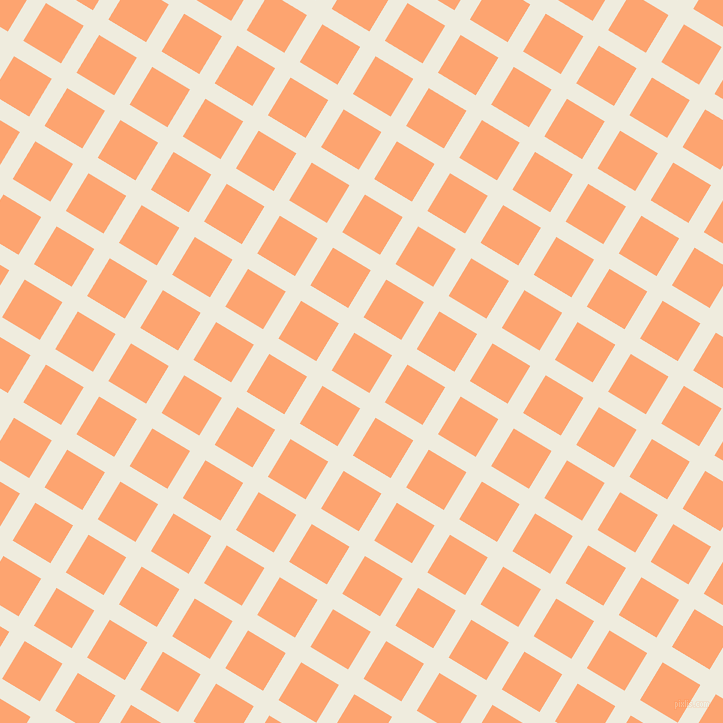 59/149 degree angle diagonal checkered chequered lines, 18 pixel line width, 44 pixel square size, plaid checkered seamless tileable