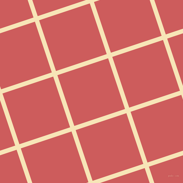 18/108 degree angle diagonal checkered chequered lines, 14 pixel lines width, 171 pixel square size, plaid checkered seamless tileable