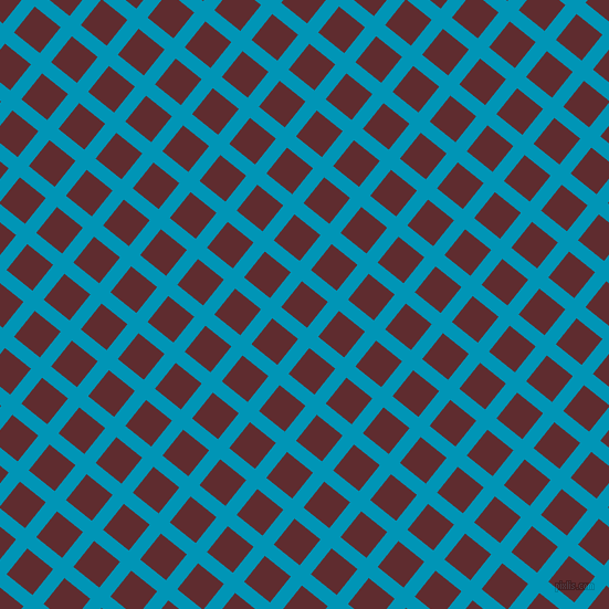 51/141 degree angle diagonal checkered chequered lines, 13 pixel lines width, 30 pixel square size, plaid checkered seamless tileable